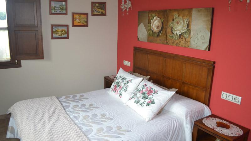 Dormitorio Principal Apartamento El Rincón del Oteru I