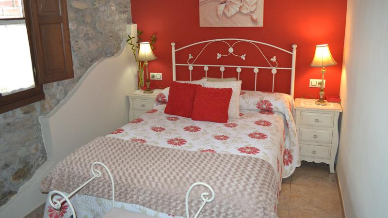 Dormitorio 2 Apartamento El Rincón del Oteru I