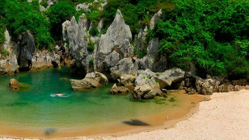 Playas de Asturias Oriental
