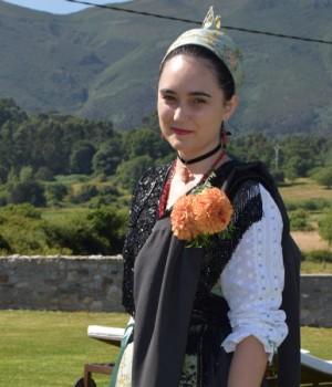 Traje típico Fiestas Sta. Mª Magdalena